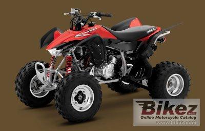 2009 Honda TRX400X