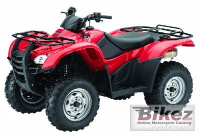 2009 Honda TRX420FA