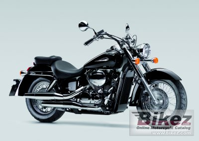 2009 Honda Vt750c Shadow Specifications And Pictures