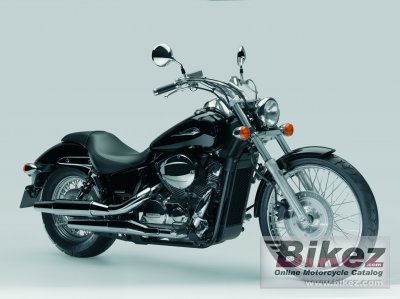 2009 Honda VT750DC Shadow Spirit specifications and pictures