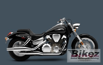 2009 Honda VTX1300C specifications and pictures