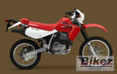 2009 Honda XR650L specifications and pictures
