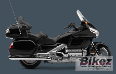 2010 Honda Gold Wing Audio Comfort photo