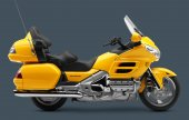2010 Honda Gold Wing Audio Comfort Navi XM photo