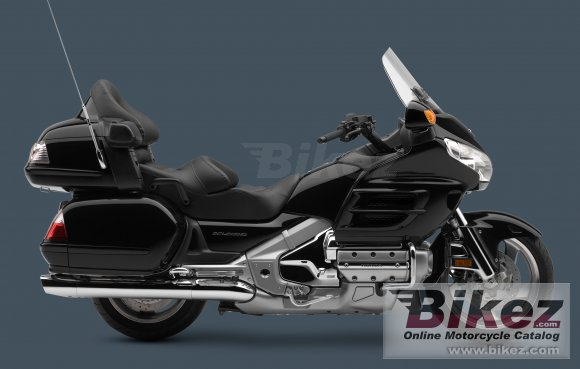 2010 Honda Gold Wing Audio Comfort Navi XM ABS