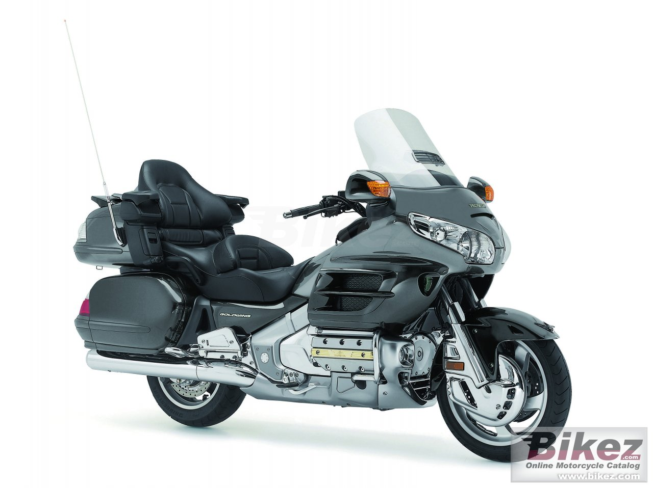 Honda gold wing airbag