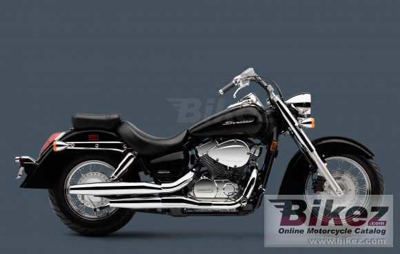 2010 Honda 750 Shadow Aero photo
