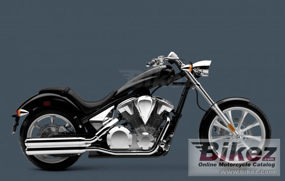 2010 Honda Fury photo