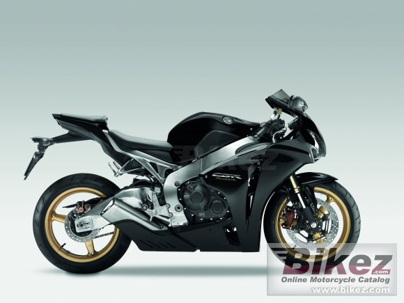 2010 Honda CBR1000RR ABS photo