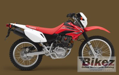 2010 Honda CRF230L photo