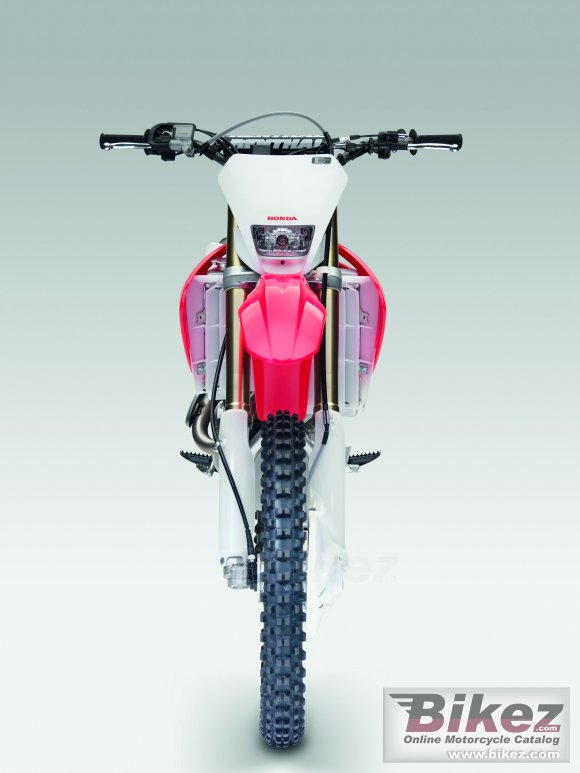 2010 Honda CRF450X photo