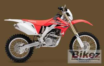2010 Honda CRF250X photo