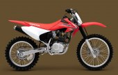 2010 Honda CRF230F photo
