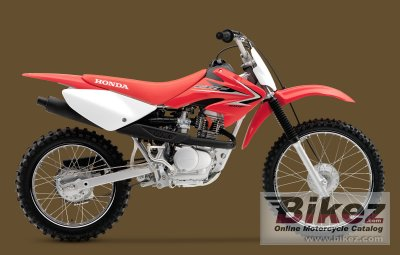 2010 Honda CRF100F photo