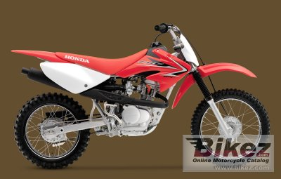 2010 Honda CRF80F photo
