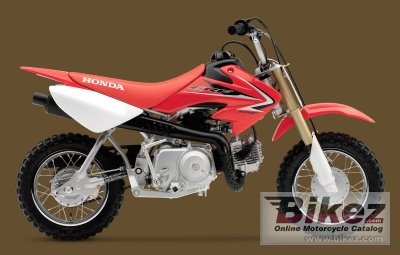 2010 Honda CRF50F photo