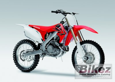 2010 Honda CRF450R photo