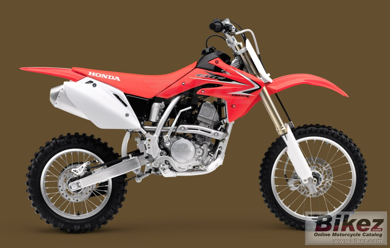 Big Honda crf150r picture and wallpaper from Bikez.com