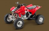 2010 Honda TRX450R photo