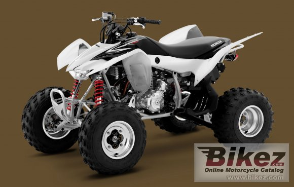 2010 Honda TRX400X photo