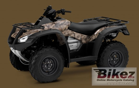 2010 Honda FourTrax Rincon photo