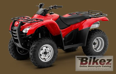 2010 Honda FourTrax Rancher photo
