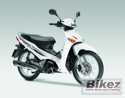 2010 Honda ANF125i Innova photo