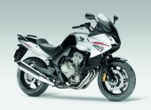 2010 Honda CBF600S C-ABS photo
