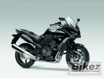 2010 Honda CBF1000 ABS photo