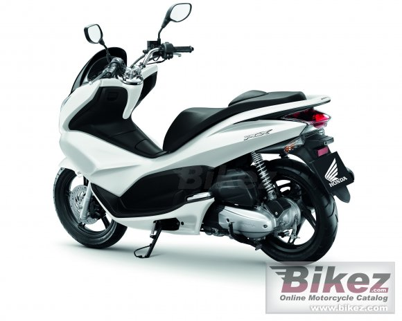 2010 Honda PCX photo
