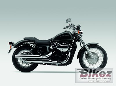 2010 Honda Shadow RS photo