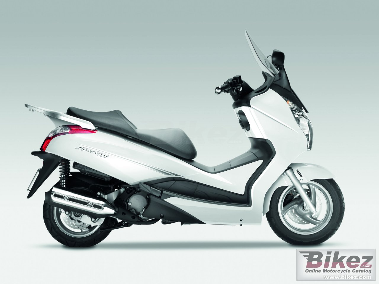 Big Honda s-wing 125 picture and wallpaper from Bikez.com