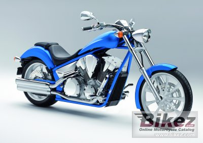 2010 Honda VT1300CX photo