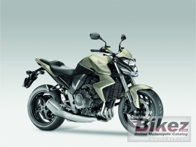 2010 Honda CB1000R C-ABS photo