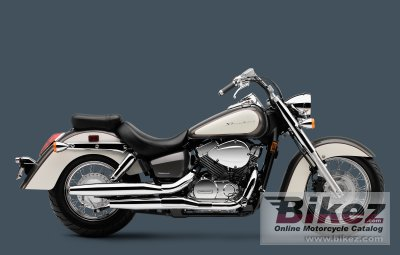 2010 Honda 750 Shadow Aero specifications and pictures