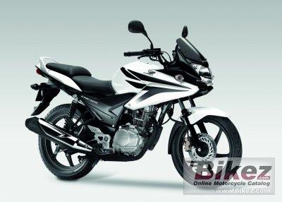 2010 Honda CBF125