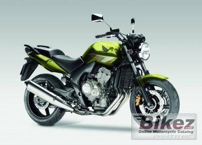 2010 Honda CBF600N