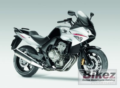 2010 Honda CBF600S
