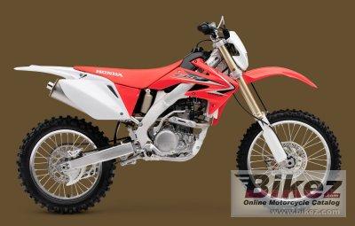 2010 Honda CRF250X