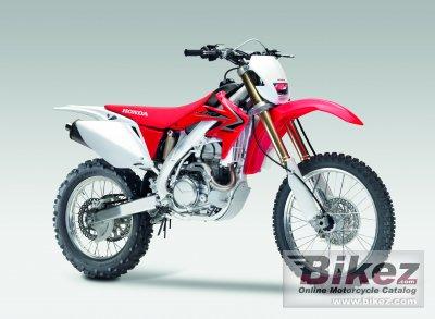 2010 Honda CRF450X