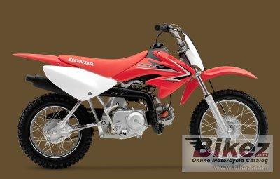 2010 Honda CRF70F