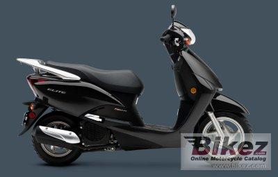 2010 Honda Elite