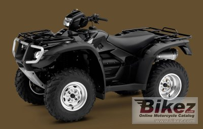 2010 Honda FourTrax Foreman Rubicon