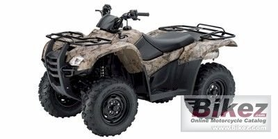 2010 Honda FourTrax Rancher AT
