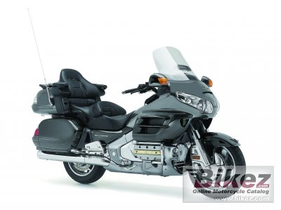 2010 Honda Gold Wing Airbag
