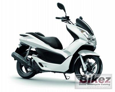 2010 Honda PCX