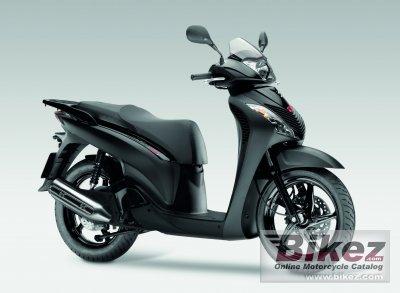 2010 Honda SH125i