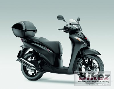 2010 Honda SH150i Sporty