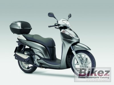 2010 Honda Sh300i Specifications And Pictures