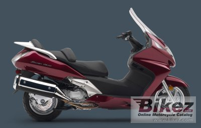 2010 Honda Silver Wing ABS